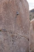 "Rock Climbing Photo: Rubicon direct ""R"" start (well the direc..."