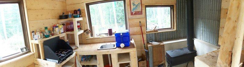 ski shanty shack