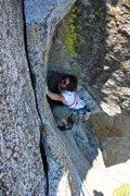 Rock Climbing Photo: Fear of Flying