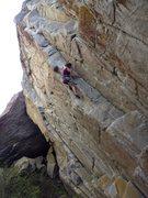 Rock Climbing Photo: Rat Run
