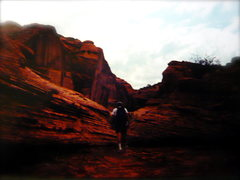 Rock Climbing Photo: Red Rocks?