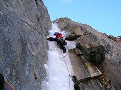 Rock Climbing Photo: Ames Ice Hose p. 2