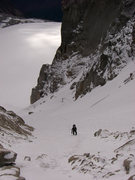 Rock Climbing Photo: Up the pass in the Bugs, BC