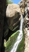 Rock Climbing Photo: At an great little area called Valhalla in CA in t...