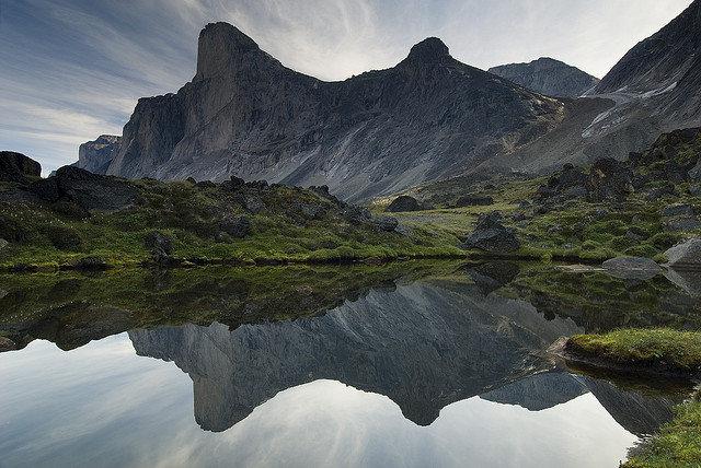 Mt Thor (Thor Peak)