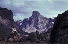 Rock Climbing Photo: Mt Thor (Thor Peak)
