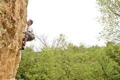 Rock Climbing Photo: business