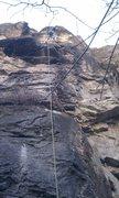 Rock Climbing Photo: jack sprats mantel