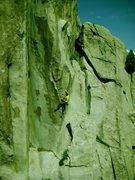Rock Climbing Photo: Siesta .11b