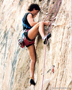 Rock Climbing Photo: 1992.  Pre-retro.