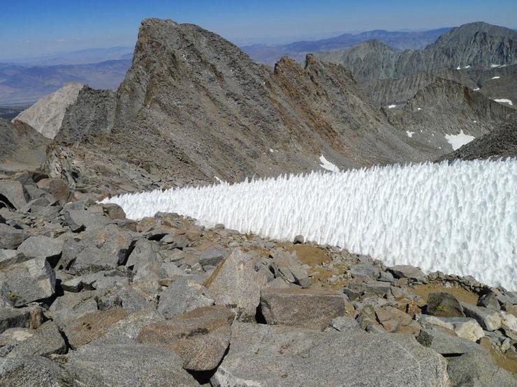 Rock Climbing Photo: Pol Glacier