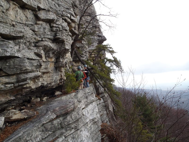The Trapps, Gunks