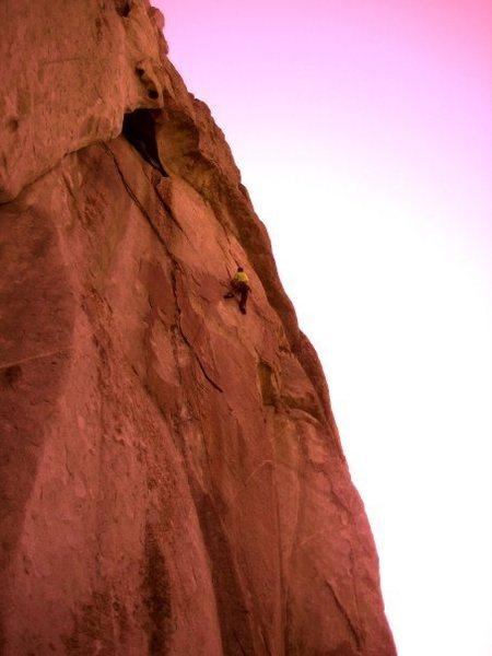 Rock Climbing Photo: Fat Lip
