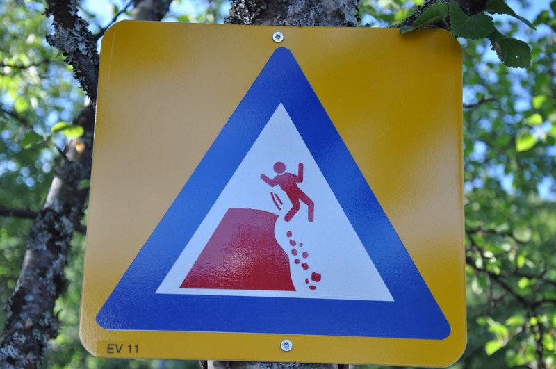 Rock Climbing Photo: Norway has a similar problem...