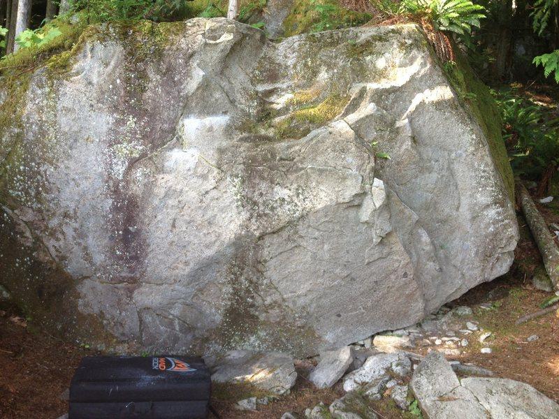 Rock Climbing Photo: BMOC