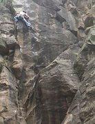 Rock Climbing Photo: Frisking a Drag