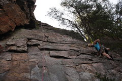 Rock Climbing Photo: Nuke The Whales Wall  Bob Kienzle cleans Whale Of ...
