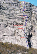 Rock Climbing Photo: Moby-Grape-Belays
