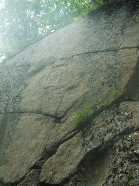 Rock Climbing Photo: Climb in full view