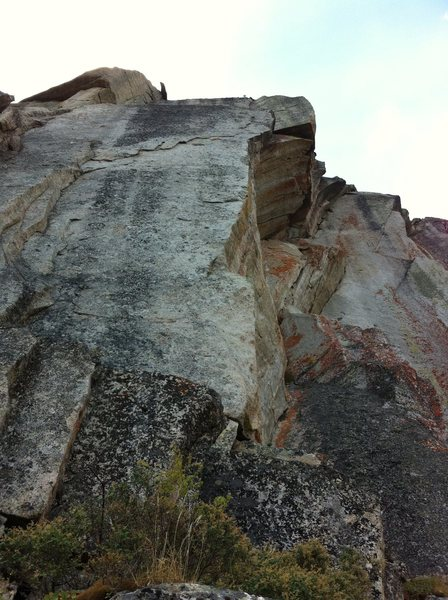 Rock Climbing Photo: Lightning Dream