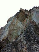 Rock Climbing Photo: lightning dream arete
