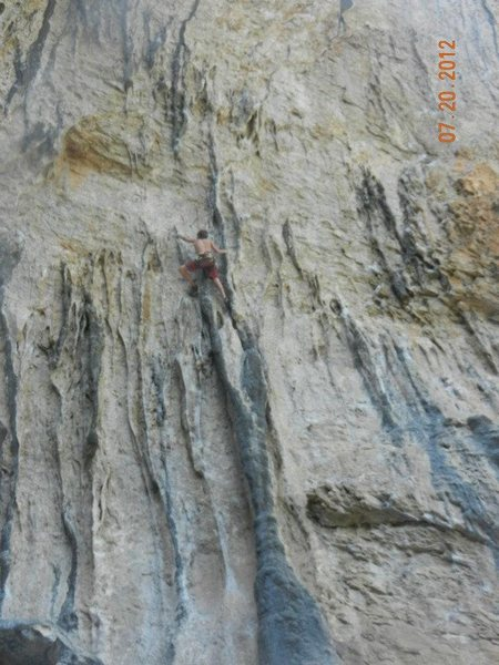 Rock Climbing Photo: Akelarre