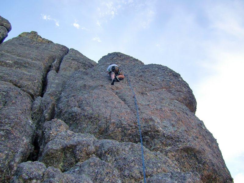 Rock Climbing Photo: Gobs of Knobs