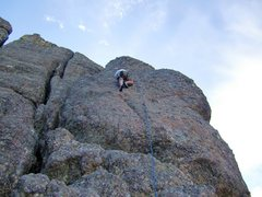 Rock Climbing Photo: Gobs of Knobs