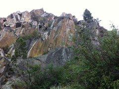 Rock Climbing Photo: Stormtrooper buttress