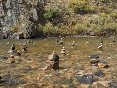 Rock Climbing Photo: Poudre River
