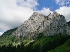 Rock Climbing Photo: Bockmattli