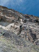Rock Climbing Photo: No name, 6a+