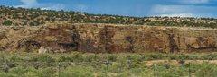 Rock Climbing Photo: Entire profile of the original side.  Health Wall ...