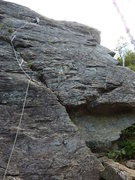 "Rock Climbing Photo: NOTE: This is the Standard Route, not ""the Pr..."
