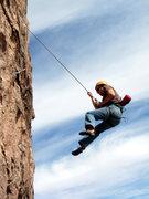 "Rock Climbing Photo: Yet another flight photo of ""Canada"" Eri..."