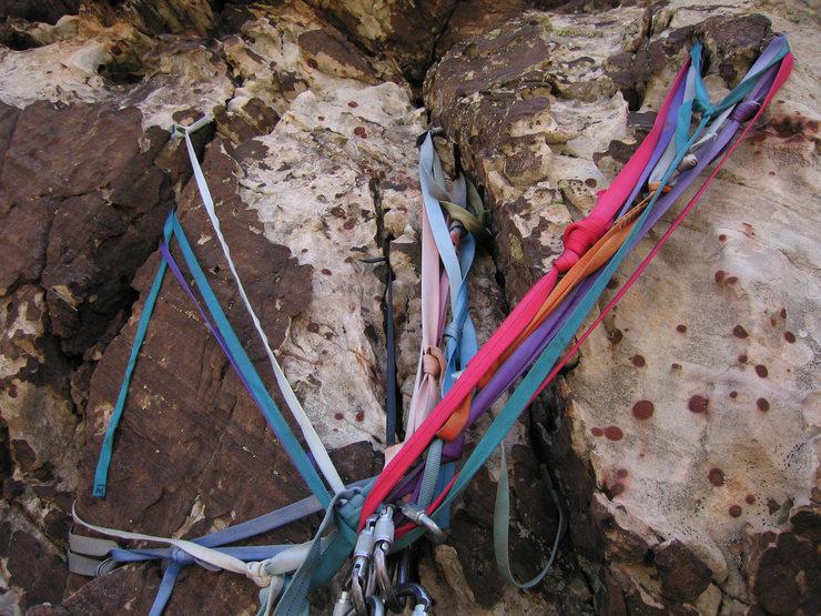 Rock Climbing Photo: tat