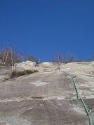 Rock Climbing Photo: Placca di Tegna
