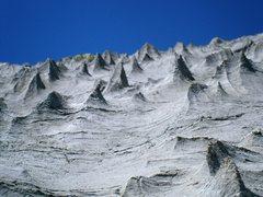 Rock Climbing Photo: Schrattenflue in canton Lucerne