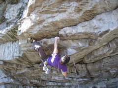 Rock Climbing Photo: Galileo, 6b+
