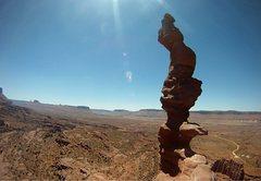 Rock Climbing Photo: stolen chimmney