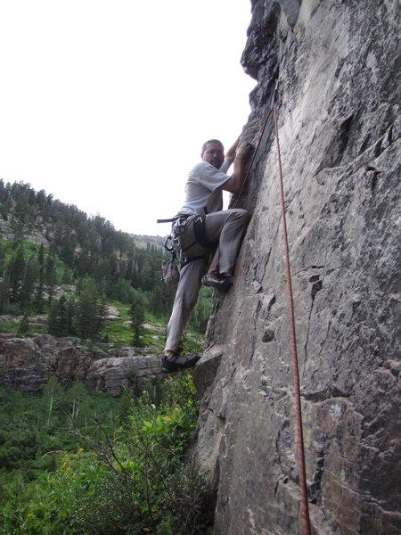 Rock Climbing Photo: Jelly stone.