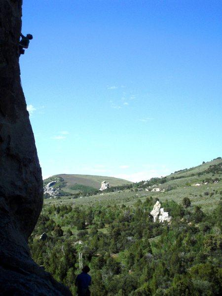 Rock Climbing Photo: Scream Cheese 5.9