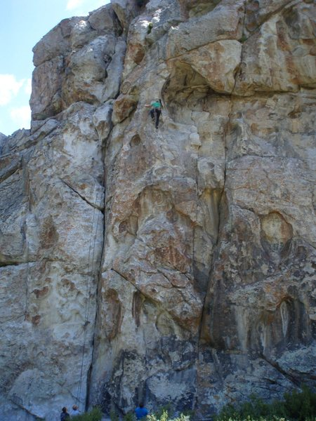 Rock Climbing Photo: Colossus
