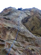 Rock Climbing Photo: Colossus 5.10c