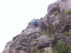 Rock Climbing Photo: Fatboy