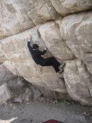 Rock Climbing Photo: Children of the Corn V7/.13a