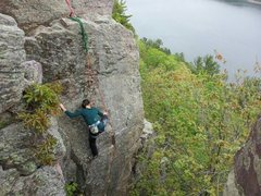 Rock Climbing Photo: Coup d'Etat