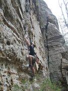 Rock Climbing Photo: Darwin Loves You, 9+
