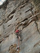Rock Climbing Photo: Whip Stocking, 11a