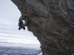 Rock Climbing Photo: Simple Simon